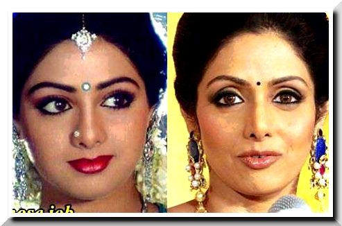 Sri Devi Comes Back With a New face